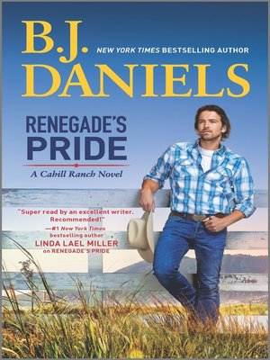 cover image of Renegade's Pride