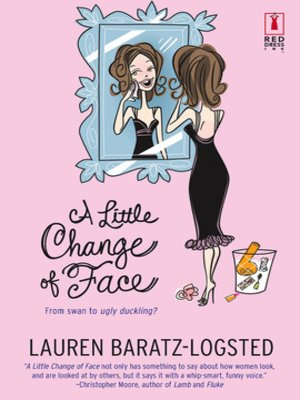 cover image of A Little Change of Face