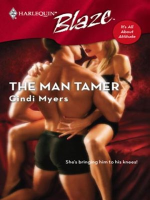 cover image of The Man Tamer