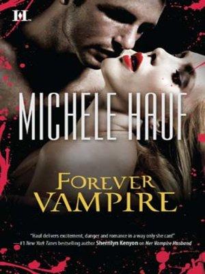 cover image of Forever Vampire