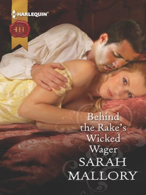 cover image of Behind the Rake's Wicked Wager