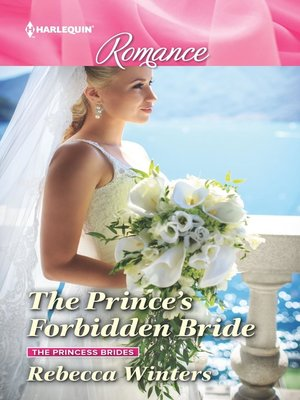 cover image of The Prince's Forbidden Bride