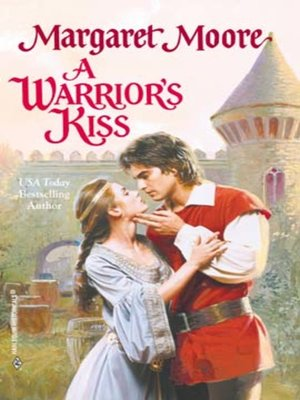 cover image of A Warrior's Kiss