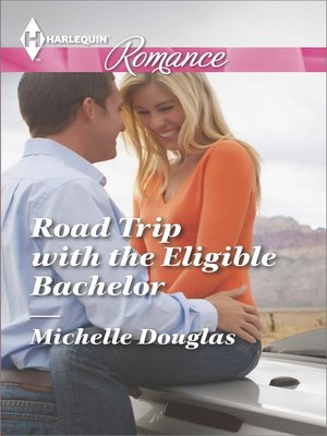 cover image of Road Trip with the Eligible Bachelor