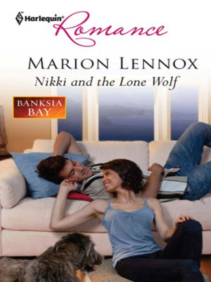cover image of Nikki and the Lone Wolf