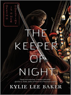 cover image of The Keeper of Night