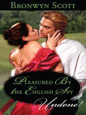 cover image of Pleasured by the English Spy