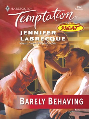 cover image of Barely Behaving