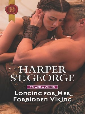 cover image of Longing for Her Forbidden Viking