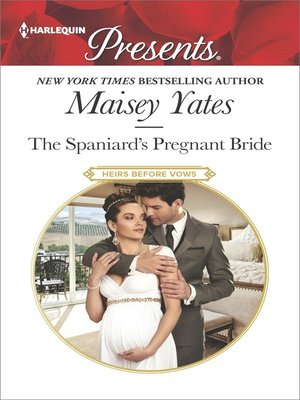 cover image of The Spaniard's Pregnant Bride