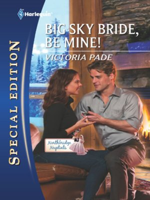 cover image of Big Sky Bride, Be Mine!
