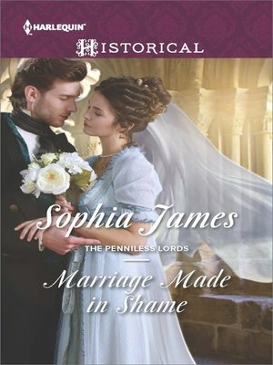 cover image of Marriage Made in Shame