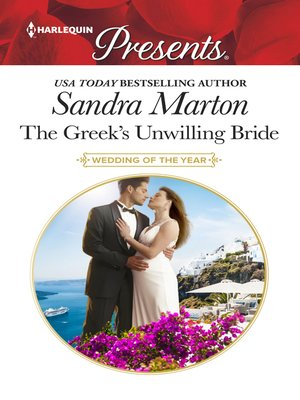 cover image of The Greek's Unwilling Bride