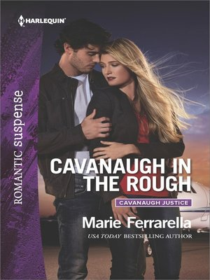 cover image of Cavanaugh in the Rough