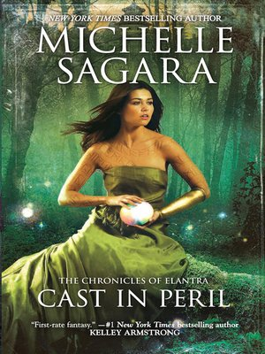 cover image of Cast in Peril