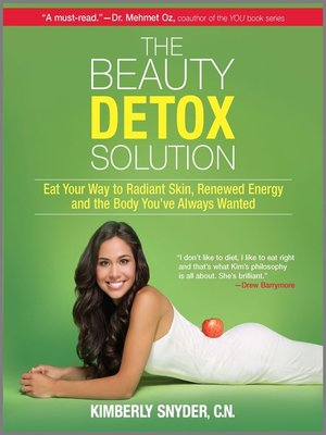 cover image of The Beauty Detox Solution