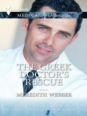 cover image of The Greek Doctor's Rescue