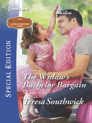cover image of The Widow's Bachelor Bargain