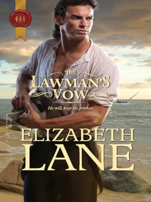 cover image of The Lawman's Vow
