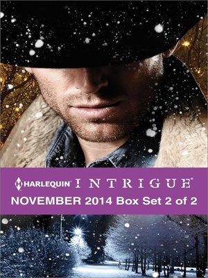 cover image of Harlequin Intrigue November 2014 - Box Set 2 of 2: The Hunk Next Door\Crossfire Christmas\Night of the Raven