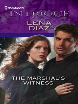 cover image of The Marshal's Witness