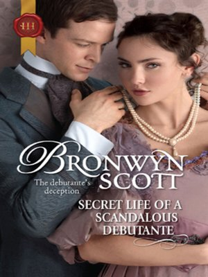 cover image of Secret Life of a Scandalous Debutante