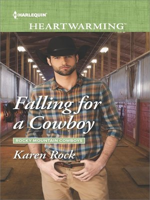 cover image of Falling for a Cowboy--A Clean Romance