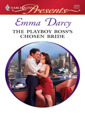 cover image of Playboy Boss's Chosen Bride