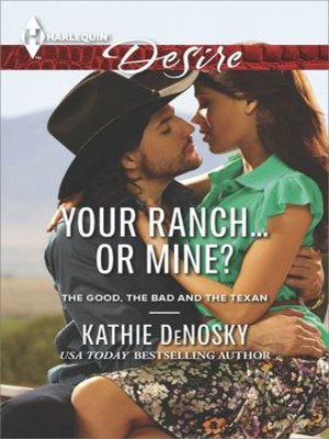cover image of Your Ranch...Or Mine?