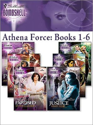 cover image of Athena Force: Books 1-6