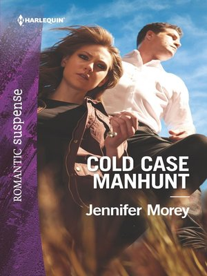 cover image of Cold Case Manhunt