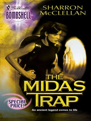 cover image of The Midas Trap