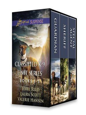 cover image of Classified K-9 Unit Series Books 1-3