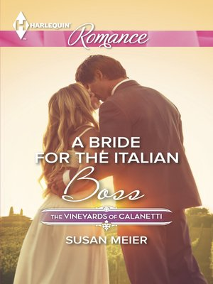 cover image of A Bride for the Italian Boss