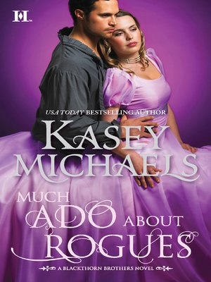 cover image of Much Ado About Rogues
