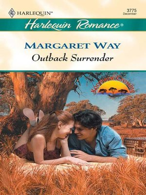 cover image of Outback Surrender