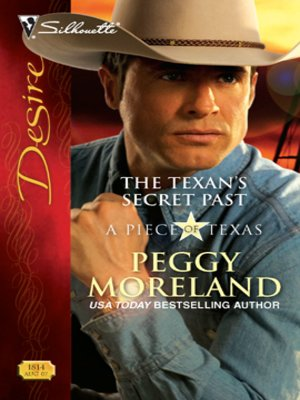 cover image of The Texan's Secret Past