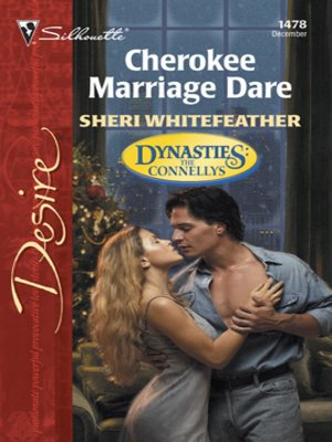 cover image of Cherokee Marriage Dare
