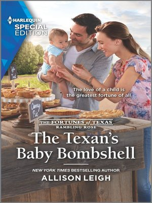 cover image of The Texan's Baby Bombshell