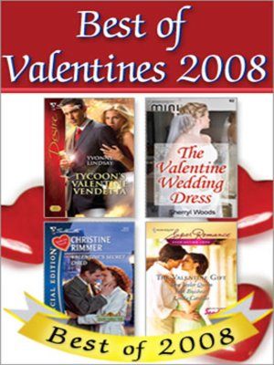 cover image of Best of Valentines 2008