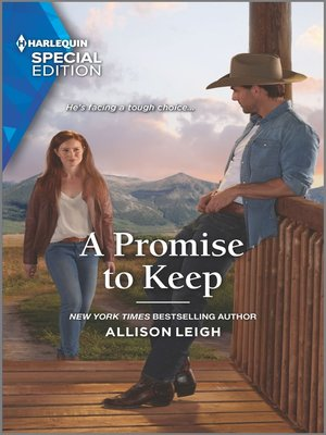 cover image of A Promise to Keep
