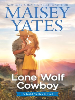 cover image of Lone Wolf Cowboy