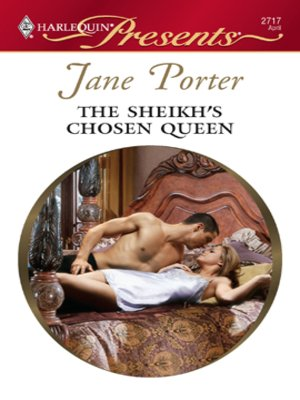 cover image of The Sheikh's Chosen Queen