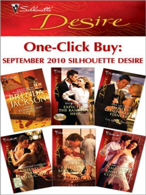 cover image of September 2010 Silhouette Desire