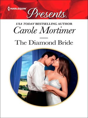 cover image of The Diamond Bride--A Billionaire Boss Romance