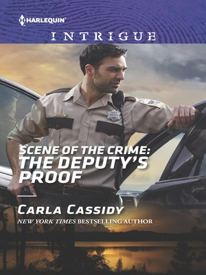 cover image of Scene of the Crime: The Deputy's Proof