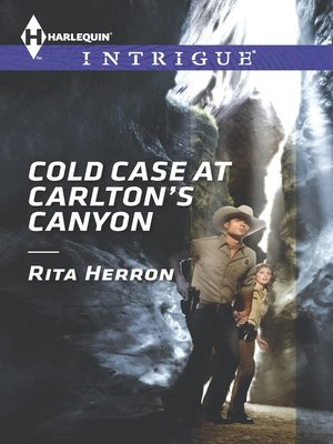 cover image of Cold Case at Carlton's Canyon