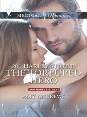 cover image of 200 Harley Street: The Tortured Hero