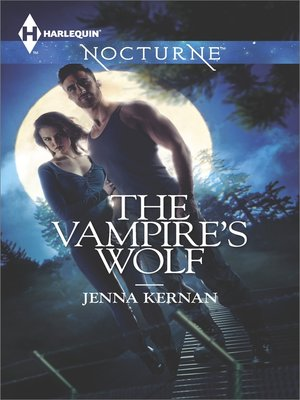 cover image of The Vampire's Wolf