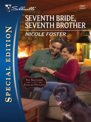 cover image of Seventh Bride, Seventh Brother